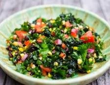Gesündere Lebensmittel 52: Southwest Krautsalat