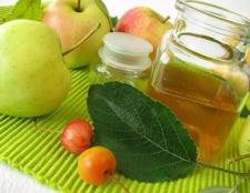 Reiniger Mittel gegen Erkältungen: Essig verwendet außerhalb der Küche