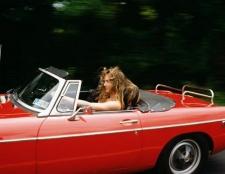 Heather lilleston: singen wirklich laut im Auto (mit den Fenstern nach unten)