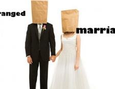 Wie arrangierten Ehen haben eine grundlegende Veränderung im Laufe der Jahre durchgemacht