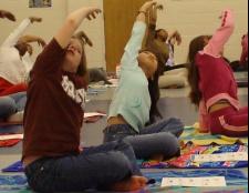 Yoga ist zu religiös für Schulen?