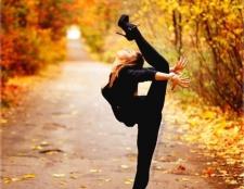 Gerade Tanz: eine neue Studie über die gesundheitlichen Vorteile von wiegenden zeigt