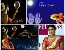 Karwa Chauth besondere Verjüngungskur