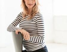 Kristin McGee Gerichte auf der Schwangerschaft selbst!