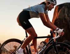 Neue Forschung auf Indoor-Cycling Fahrrad gegen Außen