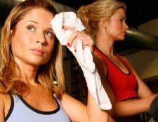 Keine Panik: Stellen Sie sicher, dass Ihre Haut ist nicht ein Training in der Turnhalle bekommen