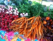 Bio-Produkte in weniger Pestizide und mehr Antioxidantien gefunden (puh!)