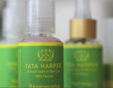 Kleinserien Schönheit Trend: $ 390 im Wert von tata Harfner Beauty-Produkte zu gewinnen
