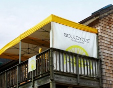 SoulCycle Raserei in den Hamptons
