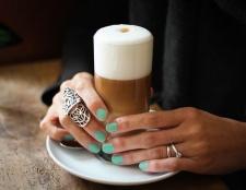Arbeitszimmer: Kaffee an die Lebenserwartung verknüpft