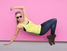 Luxus-Fitness-Modemarke, die nicht grundlegende schwarze Leggings