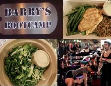 Mit dem Zusatz von nahrhafte Mahlzeiten, wird Bootcamp barry ein One-Stop-Gesundheits-Shop
