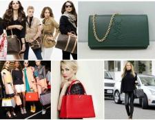 Höchste beliebtesten Marken in der Welt für teure Handtaschen