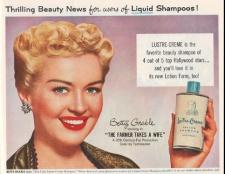 Haben Sie Ihren Körper mit Shampoo waschen?
