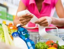 Tipps gießen Schoner Grocery Shopping