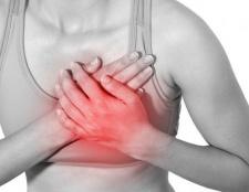 Akute Schmerzen in der Brust
