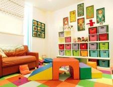 einfache Lagerung Tipps für Kinder