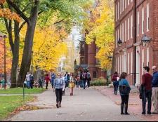 Der Mythos von der Ivy League
