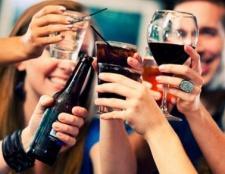 Warum trinken die Menschen Alkohol?